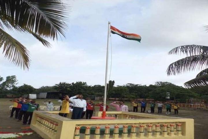 Shree M K Mehta English Medium School-Independence Day
