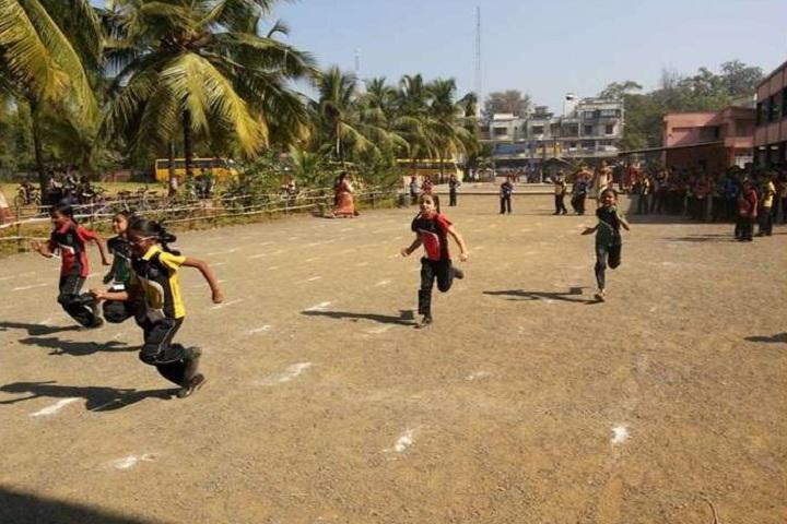 Shree M K Mehta English Medium School-Play Ground