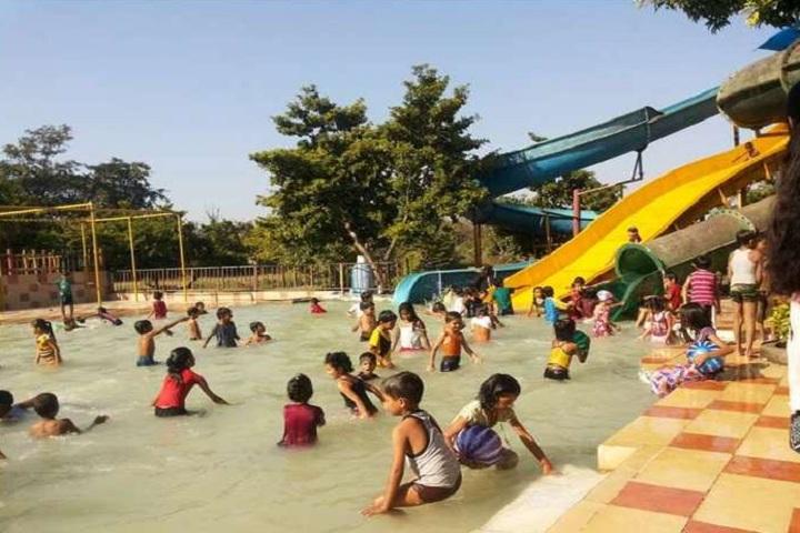 Shree M K Mehta English Medium School-Swimming Pool
