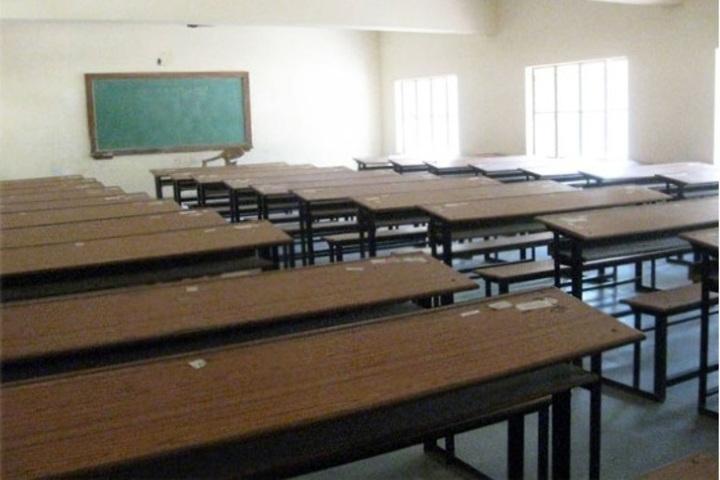 Shree Narayana Central School-Classroom
