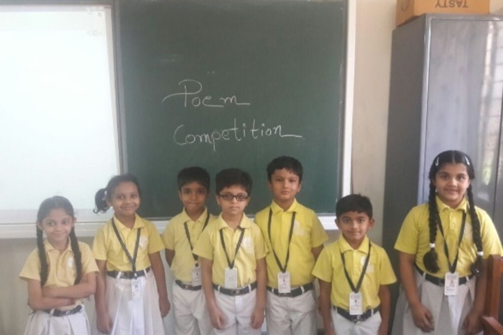 Shree Narayana Central School-Recitation Competition