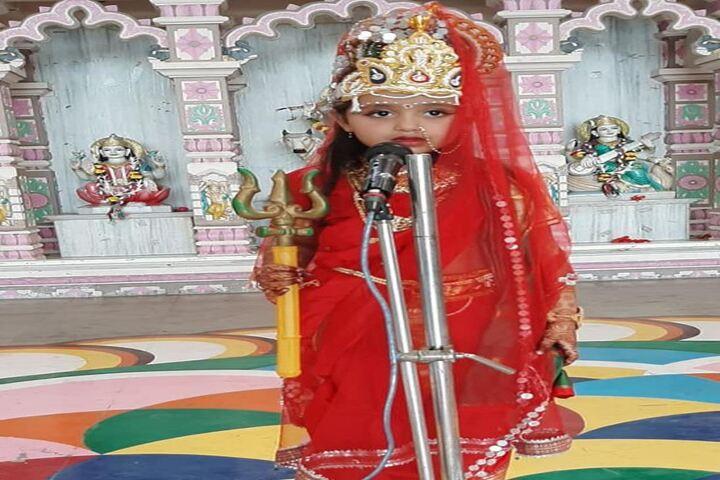 Shree Radhagovind Vidyamandir-Fancy Dress