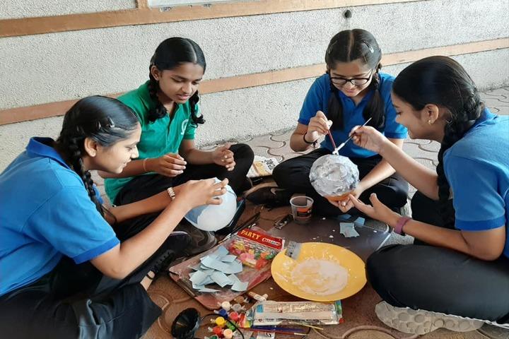 Shree Radhagovind Vidyamandir-Activities 2