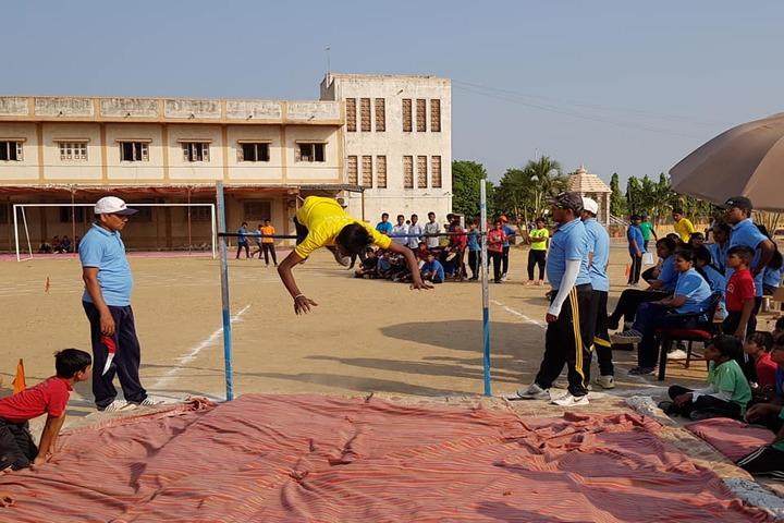 Shree Radhagovind Vidyamandir-Games