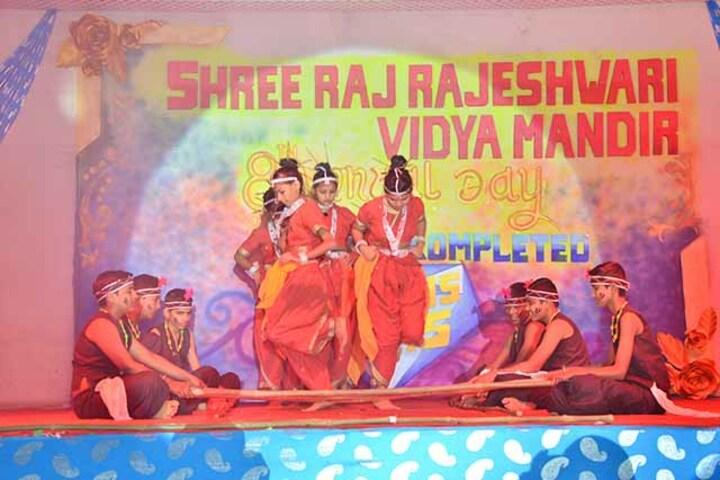 Shree Raj Rajeshwari Vidya Mandir-Annual Day