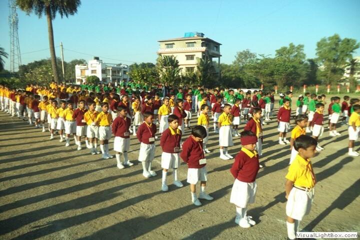 Shree Raj Rajeshwari Vidya Mandir-Assembly