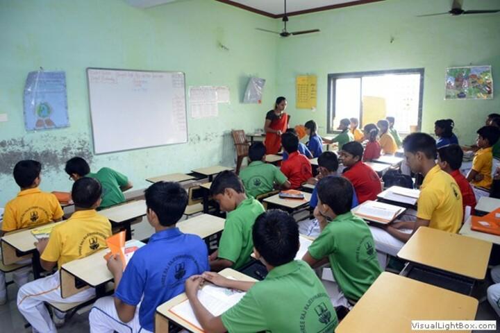 Shree Raj Rajeshwari Vidya Mandir-Classroom