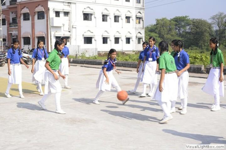 Shree Raj Rajeshwari Vidya Mandir-Sports