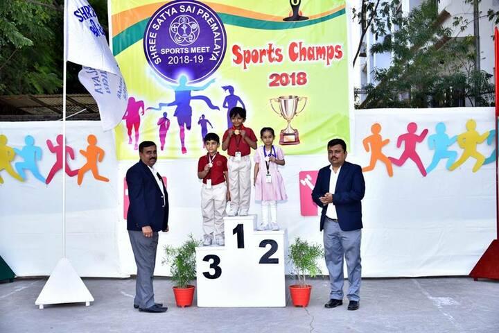 Shree Satya Sai Vidyalaya-Awards