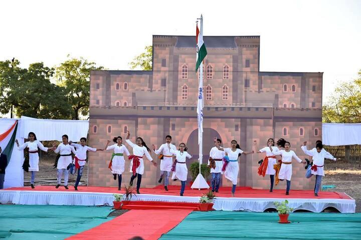 Shree Satya Sai Vidyalaya-Independence Day