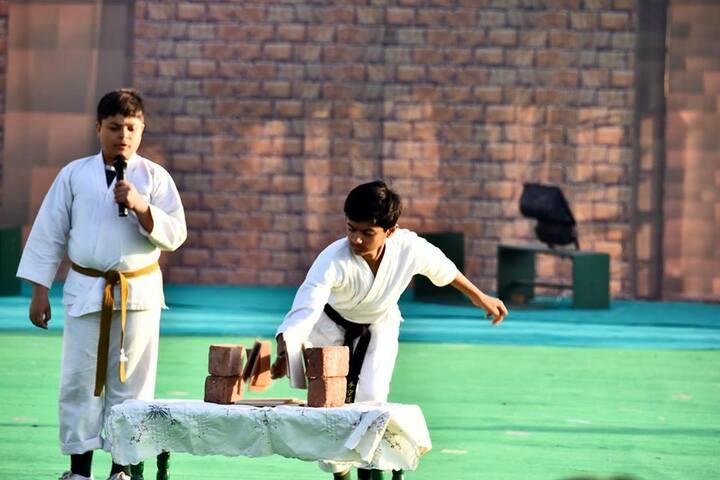 Shree Satya Sai Vidyalaya-Karate
