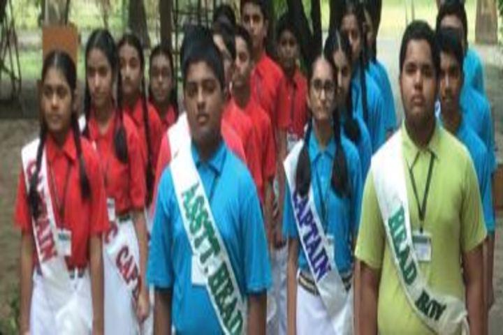 Shree Shreeji English Medium School-Students