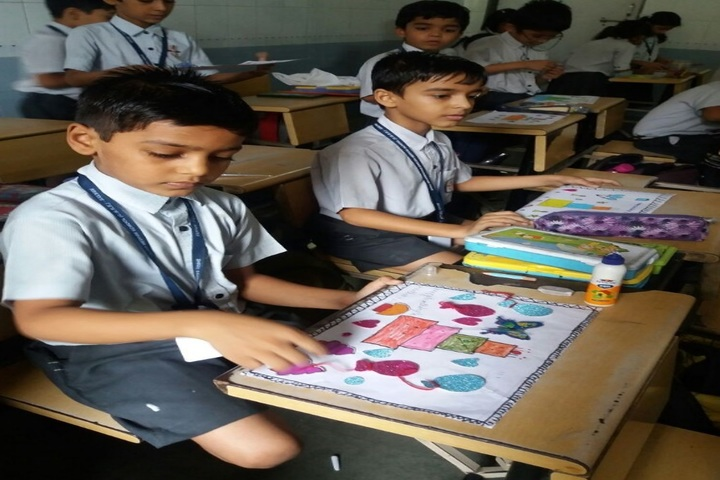 Shree Swaminarayan English Medium School-Drawing Competition