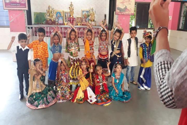 Shree Swaminarayan Goodwill School-Festival Celebrations