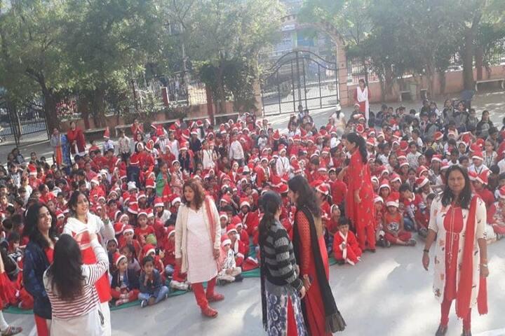 Shree Swaminarayan Goodwill School-Christmas Celebration