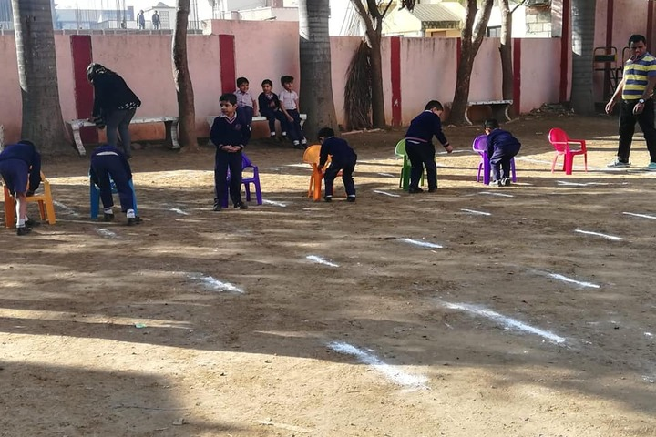 Shree Swaminarayan Goodwill School-Games