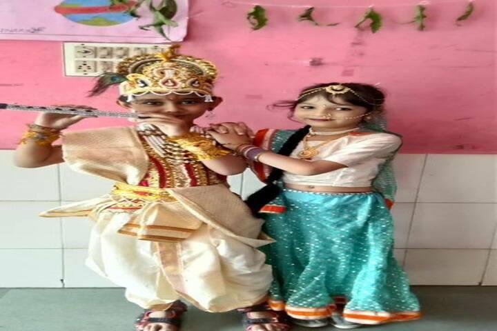 Shree Swaminarayan Goodwill School-Janmastami Celebrations