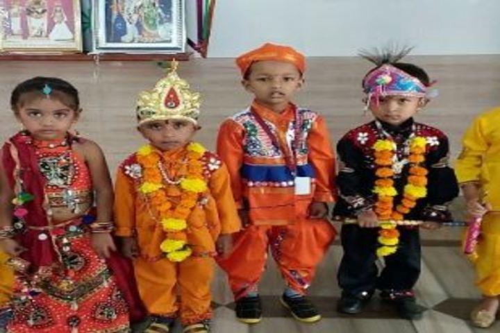 Shree Swaminarayan English Medium School-Childrens Day