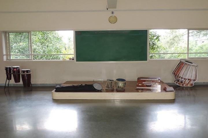 Shree Swaminarayan English Medium School-Music Room
