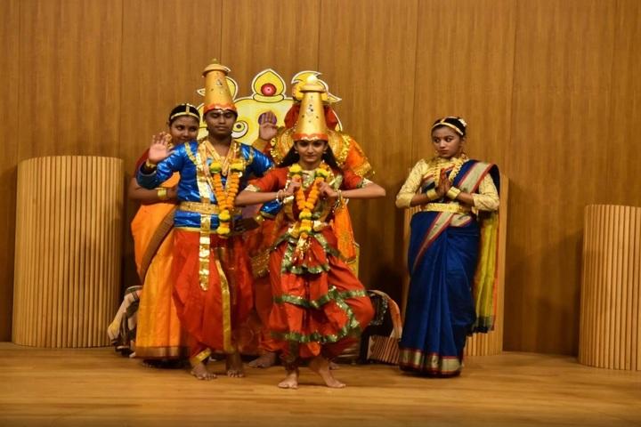 Shree Swaminarayan Gurukul-Dance Competition