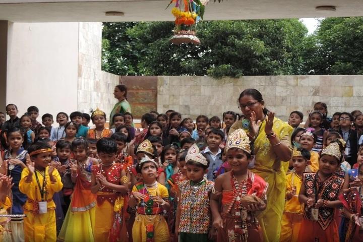 Shree Swaminarayan Gurukul-Janmastami Celebrations