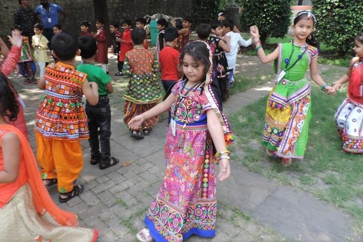 Shree Swaminarayan Gurukul-Navarathri Celebrations