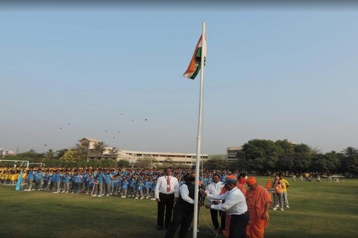 Shree Swaminarayan Gurukul-Republic Day