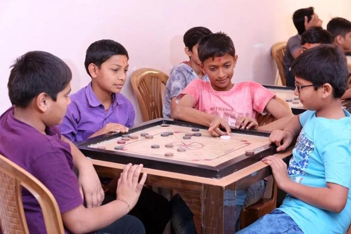 Shree Swaminarayan Gurukul Gyanbag International School-Indoor Games