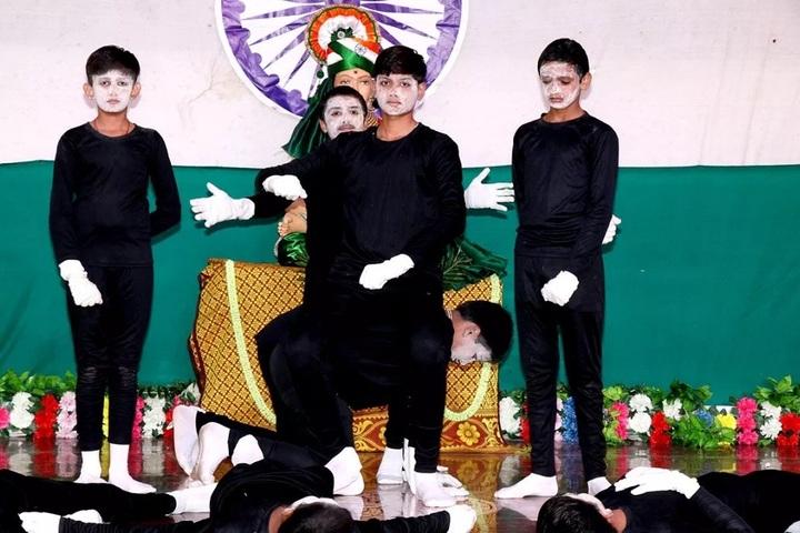 Shree Swaminarayan Gurukul Gyanbag International School-National Day
