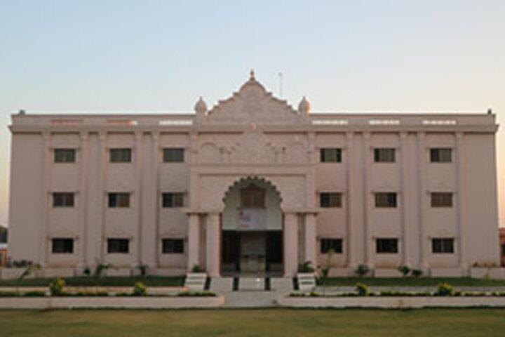 Shree Swaminarayan Gurukul International School-Campus View