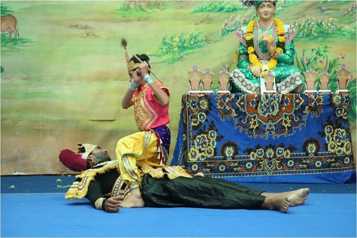 Shree Swaminarayan Gurukul International School- Morbi-Drama