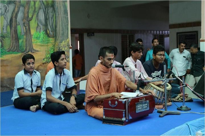 Shree Swaminarayan Gurukul International School- Morbi-Music