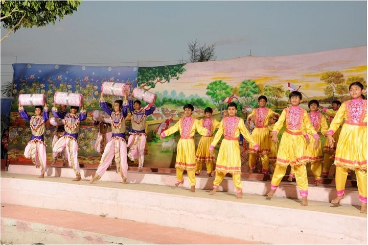 Shree Swaminarayan Gurukul International School- Morbi-Shakotsav