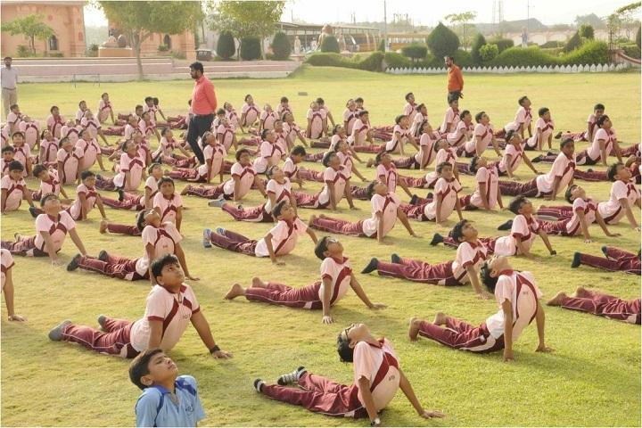 Shree Swaminarayan Gurukul International School- Morbi-Yoga