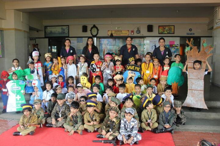Shree Swaminarayan International Gunatit Vidyadham-Childrens Day