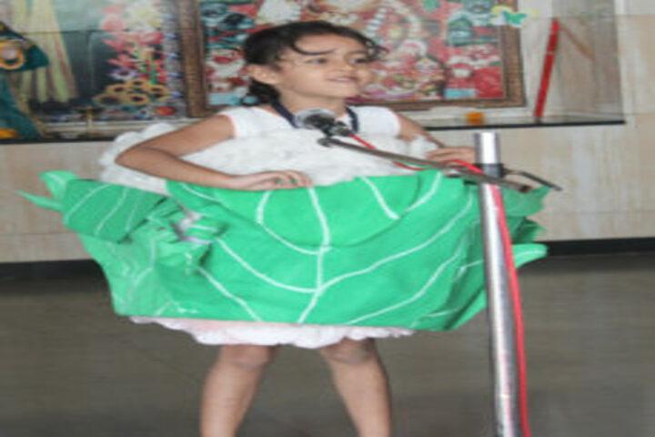 Shree Swaminarayan International Gunatit Vidyadham-Fancy Dress Competition