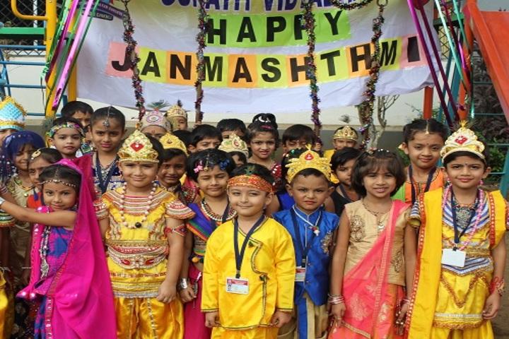 Shree Swaminarayan International Gunatit Vidyadham-Festival Celebrations
