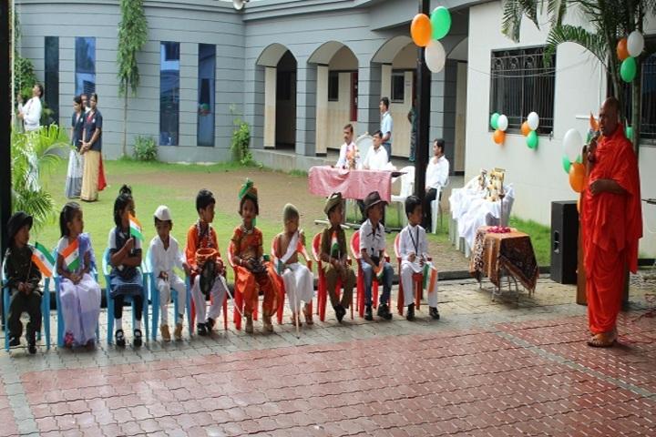 Shree Swaminarayan International Gunatit Vidyadham-Independence Day