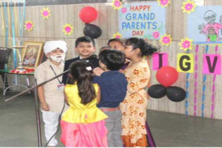 Shree Swaminarayan International Gunatit Vidyadham-Music Activity