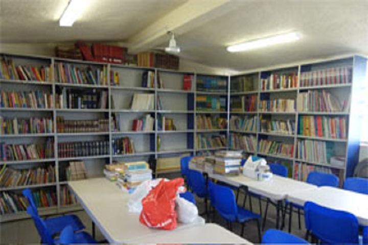 Shree Swaminarayan M G K English Primary School-Library