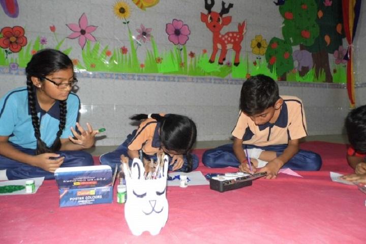 Shree Swaminarayan M G K English Primary School-Activity
