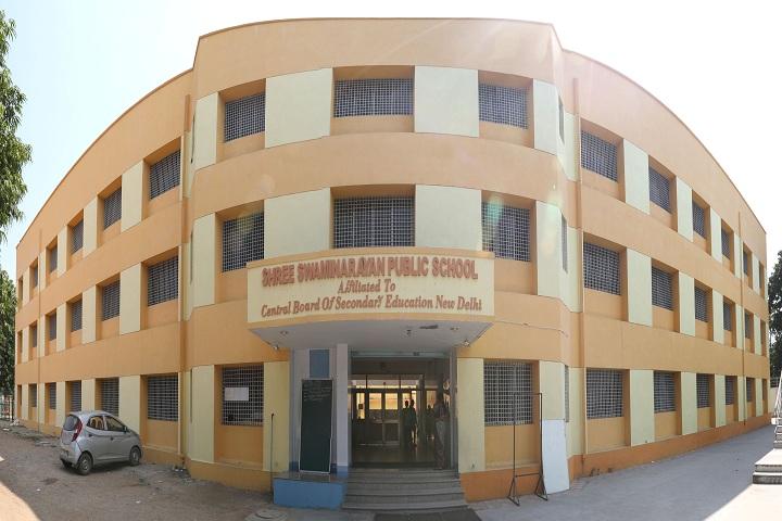 Shree Swaminarayan Public School-School Building
