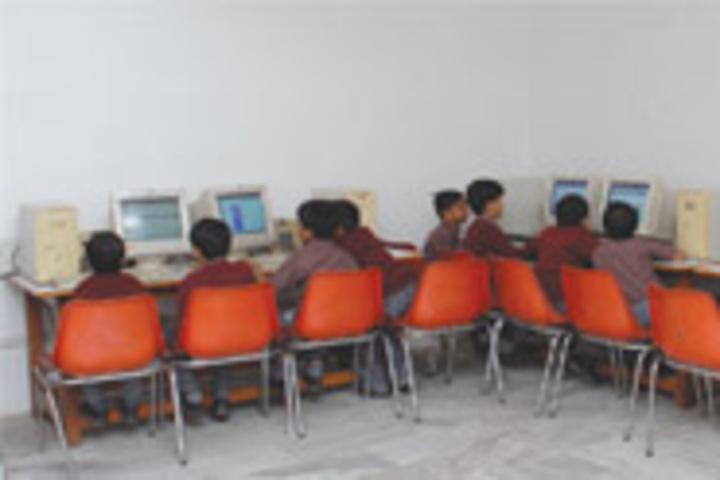 Shree Swaminarayan Public School-IT Lab