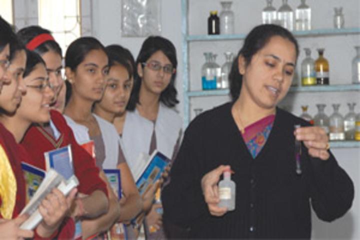 Shree Swaminarayan Public School-Laboratory