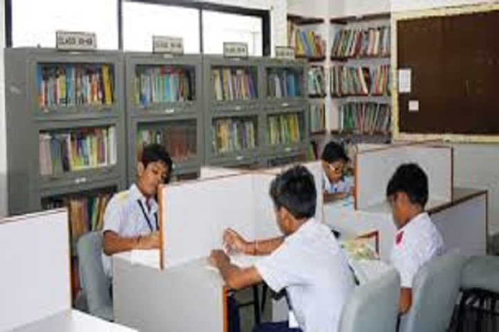 Shree Swaminarayan Vidyalay-Library
