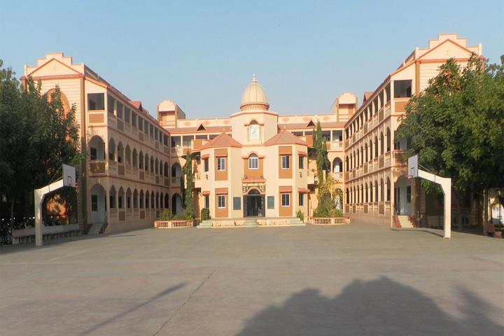 Shree Swaminarayan Vidyalay-School Building