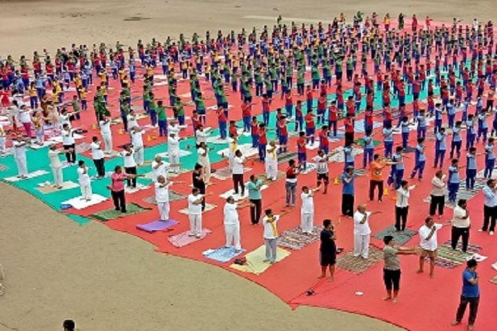 Shree Swaminarayan Vidyalay-Yoga