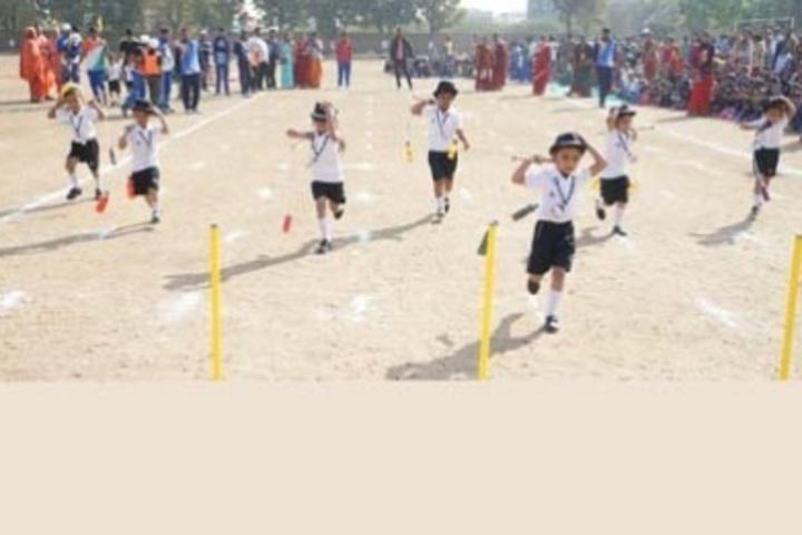 Shree Swaminarayan Vidyalay-Games