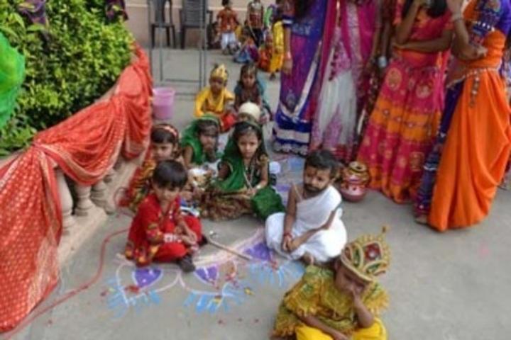 Shree Swaminarayan Vidyalay-Janmastami Celebrations
