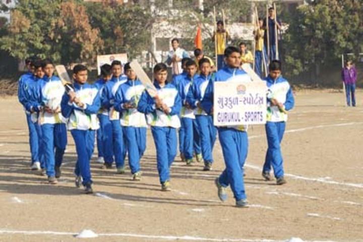 Shree Swaminarayan Vidyalay-Sports